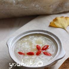 恒大兴安百合银耳米粥的做法[图]