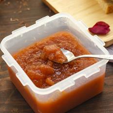 苹果山楂果酱