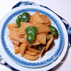 酱炒土豆片