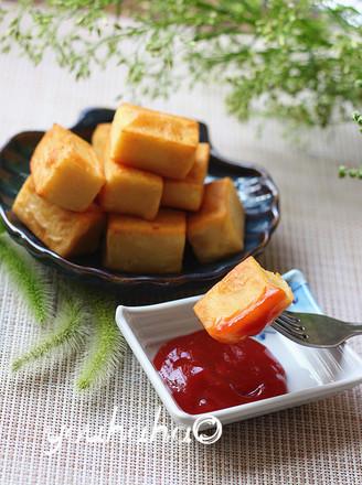 云南脆皮豌豆凉粉