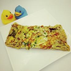 #天津小吃#煎饼馃子