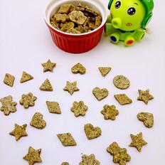 燕麦海苔磨牙饼干#长帝烘焙节#