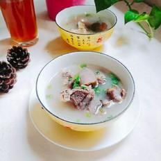 清补羊肉汤