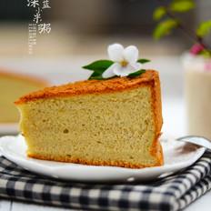 奶茶戚風蛋糕