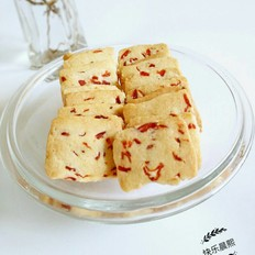 映山红饼干