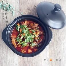 茄汁牛腩煲