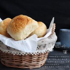 麦胚淡奶油小餐包