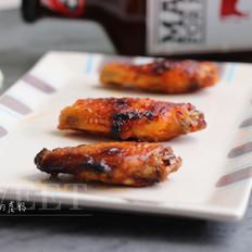 蔓越莓酱烤鸡翅