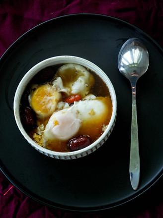 红糖黄酒荷包蛋