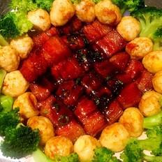 炒鸡好吃的红烧肉