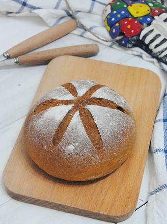红糖豆浆面包的做法