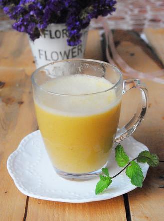 枸杞玉米汁蜂蜜柚子茶
