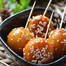 四川糖油果子