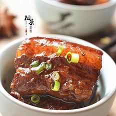 #济南小吃#把子肉