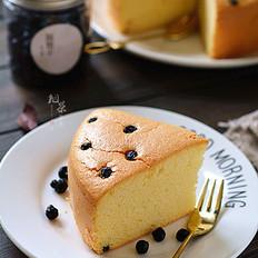 蓝莓戚风蛋糕#长帝烘焙节#