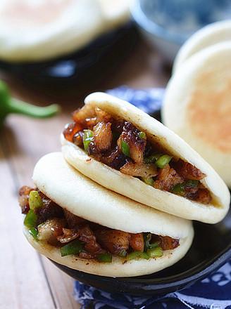 #陕西小吃#肉夹馍的做法