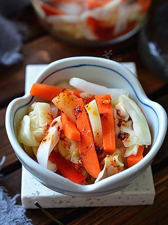 一夜渍---什锦泡菜的做法