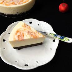 山楂酸奶冻芝士蛋糕