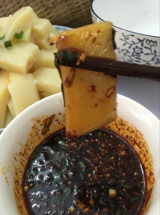 自制四川豌豆凉粉的做法
