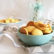 蛋黄小饼干