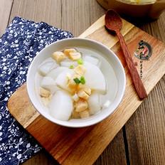 干贝萝卜汤的做法[图]