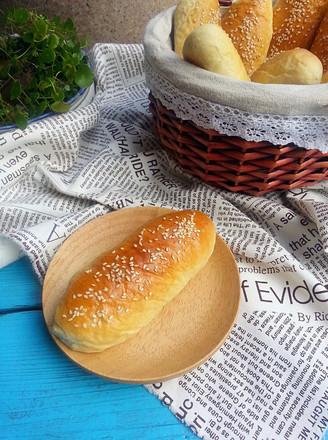 汤种肉松包的做法