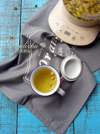 菊花茶#苏泊尔第三季晋级赛#的做法