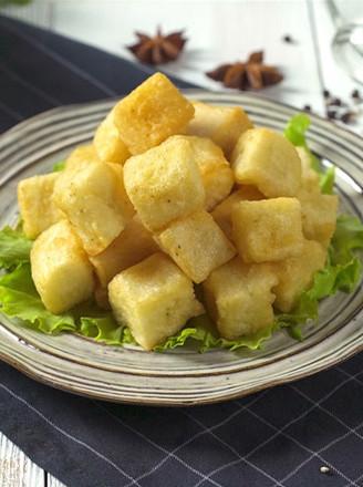 自制安心鱼豆腐!的做法