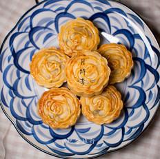 超详细广式月饼制作方法