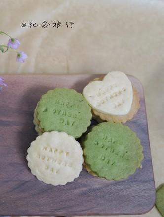 母亲节印花饼干的做法