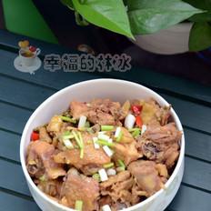 椒香三黄鸡的做法[图]