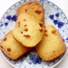 """蔓越莓饼干-第二届烘焙大赛作品""""暖洋洋"""""""