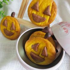 万圣节不给糖就捣蛋——南瓜饼干
