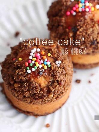 摩卡咖啡核桃蛋糕的做法