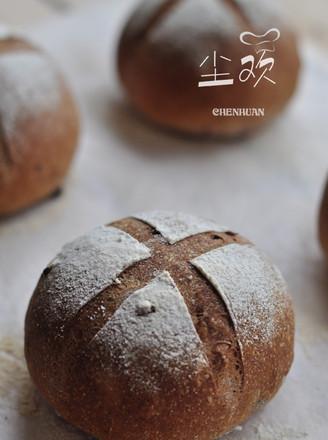 蔓越莓黑麦面包
