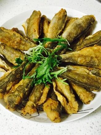 小黄花鱼的做法大全_油炸黄花鱼的做法_油炸黄花鱼怎么做_美食杰