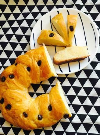 丑八怪面包的做法