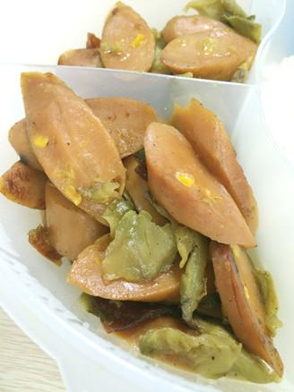 做法炒榨菜的做法火腿炖青排骨橄榄图片