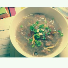 粉糯牛肉汤(瑞金牛肉汤)