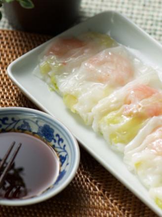 广东的味道——肠粉的做法