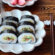 金枪鱼紫菜包饭