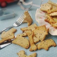 动物芝香饼干