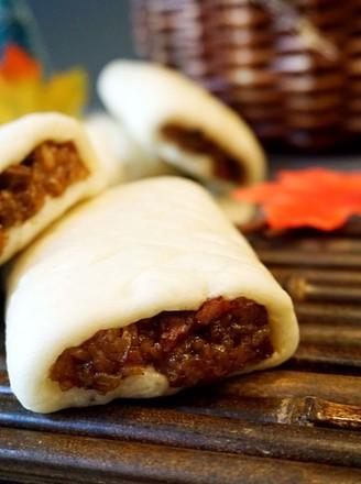 肉香糯米卷的做法