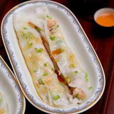 鲜虾肠粉#早餐#