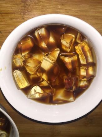 红糖冰凉粉的做法