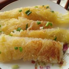 葱香洋芋煎饼