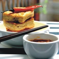 干煎臭豆腐的做法[图]