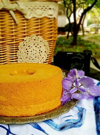 苏泊尔·真磨醇浆机豆浆戚风蛋糕的做法