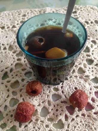 超简单的缓解痛经的姜茶的做法
