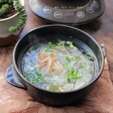 虾皮萝卜汤#苏泊尔第三季晋级赛#